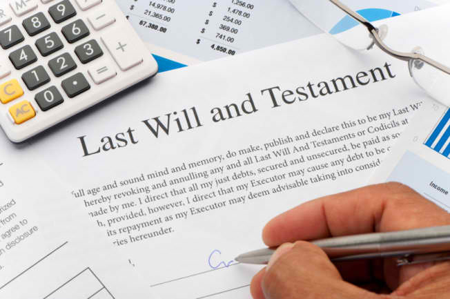 5 Steps To Writing A Will