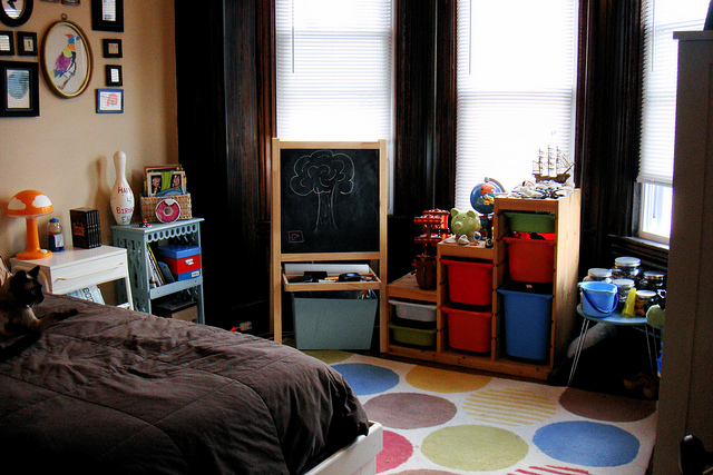 Top Techniques to Use Space Better in Kids' Bedrooms