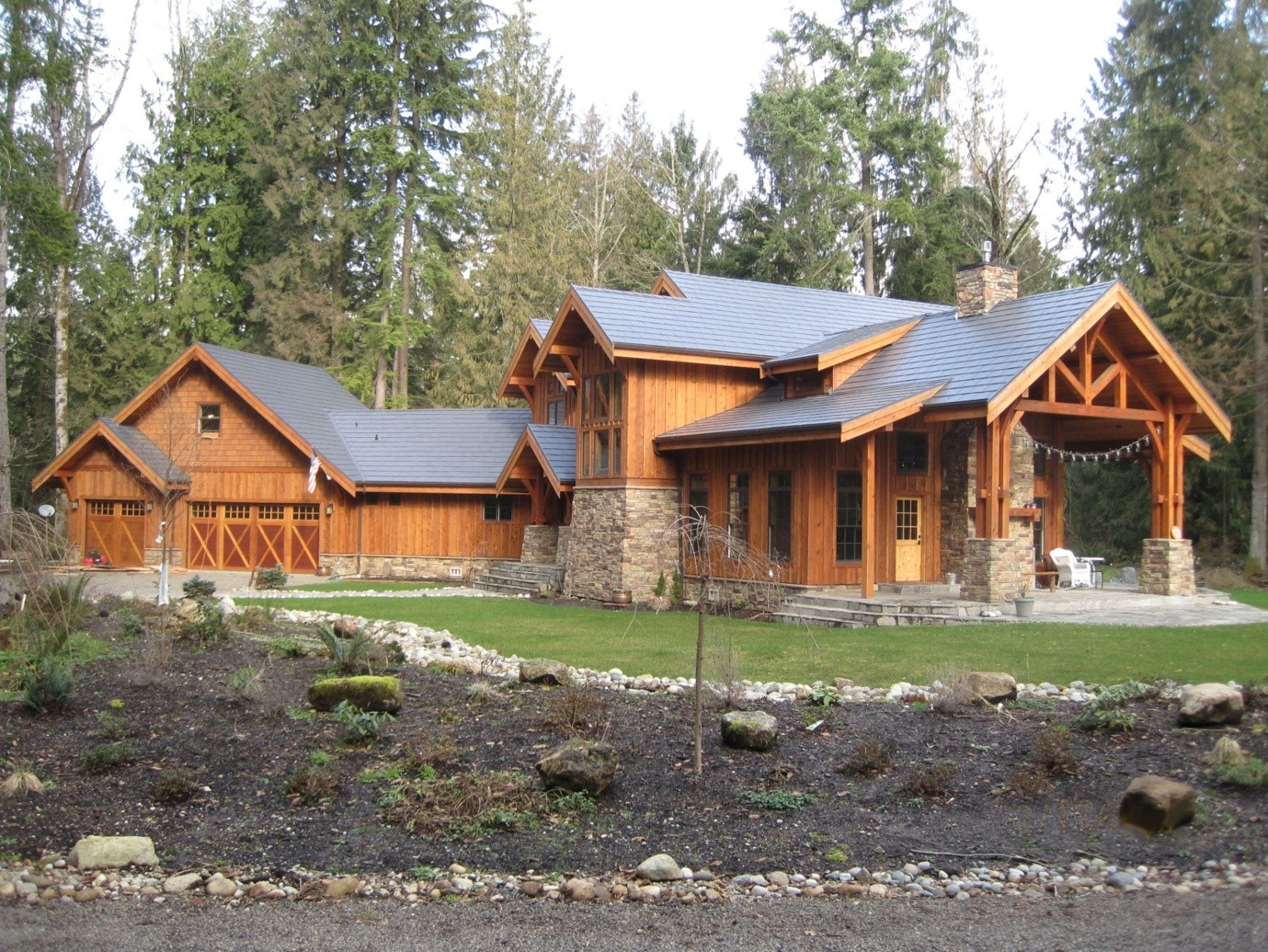15 Log Home Maintenance Tips for the Inexperienced