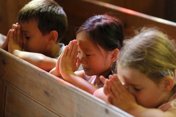Religious children are more selfish