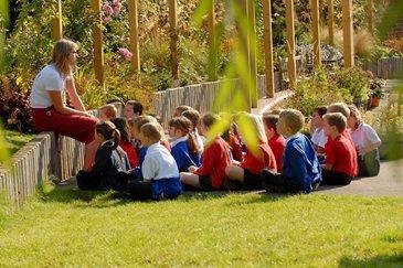 Kids gardening courses