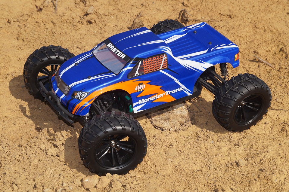 6 RC Vehicles That Are Flying Off the Shelves This Holiday Season